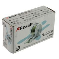 REXEL STAPLES NO5000 CARTRDGE 06308