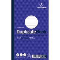 CHALLENGE DUP BOOK 210X130 RLD PK5