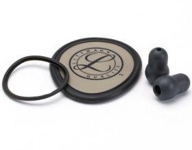 3M Littmann Stethoscope Spare Parts Kit Lightweight II SE - Black [Pack of 1]