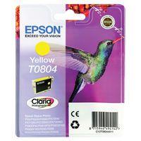 EPSON T080 STYLUS PHOTO R265 YLW CAR