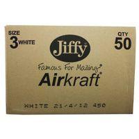 JIFFY BG ARCRFT WHTE PK50 220x320