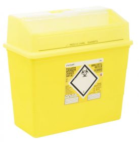 Sharpsafe 30 Litre Container - Yellow [Pack of 15]