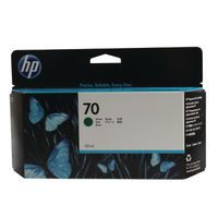 HP 70 INK CARTRIDGE GREEN 130ML