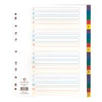 CONCORD A-Z EXTRA WIDE DIVIDER PP