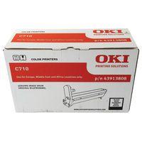 OKI C710 IMAGE DRUM BLACK
