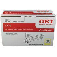 OKI C710 IMAGE DRUM YELLOW