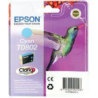 EPSON T080 CYAN INK CARTRIDGE