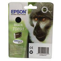 EPSON T0891 INK CARTRIDGE BLACK