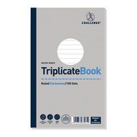 CHALLENGE TRIP BOOK 210X130MM PK 5