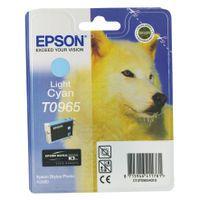 EPSON T0965 LIGHT CYAN INK