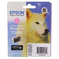 EPSON T0966 VIVID LIGHT MAGENTA INK