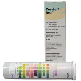 Combur 9 Test Urine Test Strips [100]
