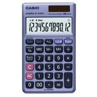 CASIO POCKT CALCULATR 12-DIGIT