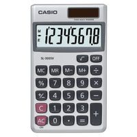 CASIO POCKET CALCULATOR 8-DIGIT