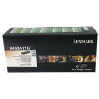 LEXMARK X46X RP TNR BLK 0X463A11G