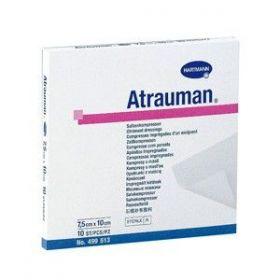 Atrauman 499553 Tulle Dressing 7.5cm x 10cm [Pack of 50]