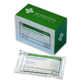 Sterile Dressing Pack Drug Tarriff Specification 10 [Pack of 12]