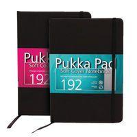 PP PUKKA SIGNATURE SOFT COVER BLACK