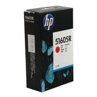 HP TJET/QJET+ RED INK PRNT CART