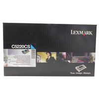 LEXMARK C530/C52X 3K CYAN STAND CAP
