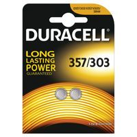 DURACELL SPC COIN BATTERY D357H PK2