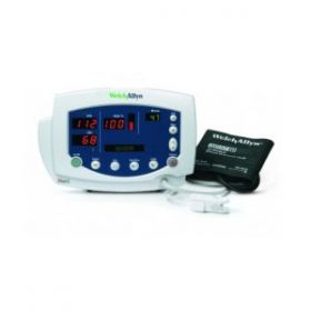 Welch Allyn 53000-E4 Vital Signs Monitor 300 Series with Blood Pressure Monitor
