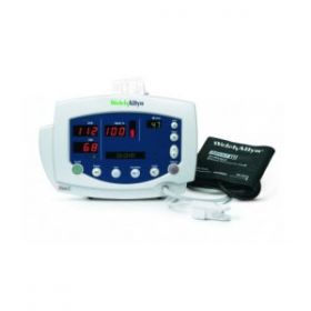 Welch Allyn 5300P-E4 Vital Signs Monitor 300 Series with Blood Pressure Monitor & Printer