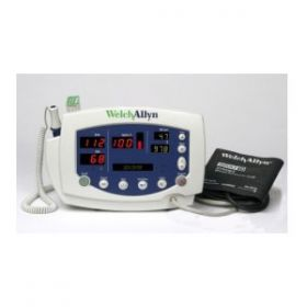 Welch Allyn 530T0-E4 Vital Signs Monitor 300 Series with BP & Temperature