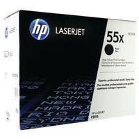 HP LASERJET CE255X TONER CART HY BLK
