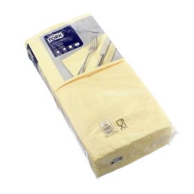 Tork Lunch Napkin 2P 4F Champagne (200) [Pack of 10]