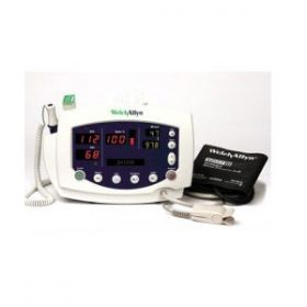 Welch Allyn Vital Signs Monitor 300 with Blood Pressure, SPO2, Temperature & Printer