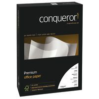 CONQUEROR CX22 A4 100G DIAM WHT REAM