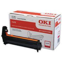 OKI C610 IMAGE DRUM 20K MAGENTA