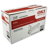 OKI C711 IMAGE DRUM 20K BLACK