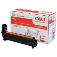 OKI C711 IMAGE DRUM 20K MAGENTA