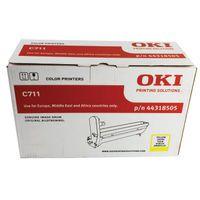 OKI C711 IMAGE DRUM YELLOW