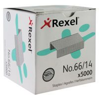 REXEL 66 STAPLES 14MM
