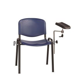 Phlebotomy/Treatment Chair - Blue