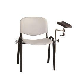 Phlebotomy/Treatment Chair - Grey