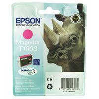 EPSON DURABITE ULTRA INK CART MGENTA