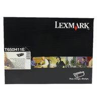 LEXMARK T652 25K YIELD RETURN