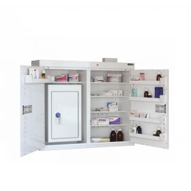 MC9 Outer Cabinet with CDC23 Controlled Drug Inner Cabinet