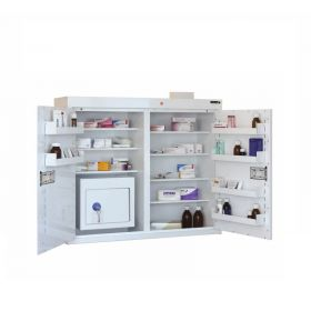 MC9 Outer Cabinet with CDC22 Controlled Drug Inner Cabinet