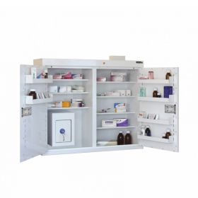 MC9 Outer Cabinet with CDC21 Controlled Drug Inner Cabinet