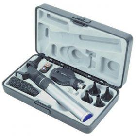 Keeler Practitioner / Fibre Optic Diagnostic Set with 2.8V Battery Handle (1729-P-1020)