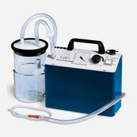 Port A Suction Rechargeable Aspirator With Disposable Liner System