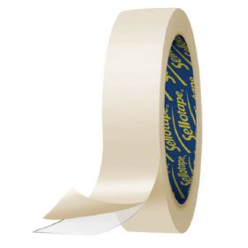 SELLOTAPE DOUBLE SIDED TAPES 50X33M