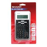 SHARP EL-531XH SCIENTIFICCALCULATOR