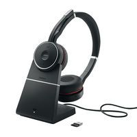 JABRA EVOLVE75 SKYPE HEADST AND STND
