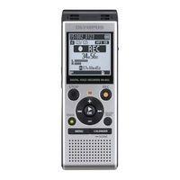 OLYMPUS WS-852 DIGITL VOICE RECORDER